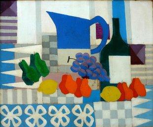 Tentoonstellingen Schilderkunst : Gies Cosyns, Paul  Boonaert, Jean Oosterlynck