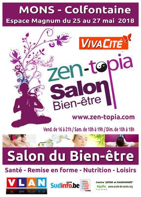 Loisirs Zen-topia - Salon Bien-être