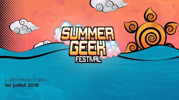 Loisirs Le Summer Geek Festival