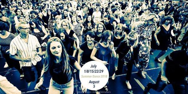 Concerts Summer Dance Festival Gratuit & Plein Air