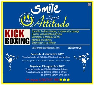 Stages,cours Kick Boxing ados adultes