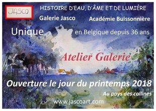 Expositions Exposition démonstration peinture artistique
