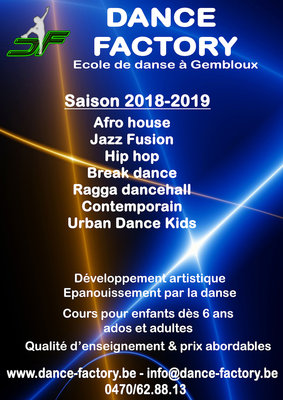 Stages,cours Cours Afro house niveau ados / adultes