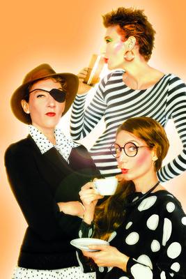 Spectacles La revanche d Ingrid