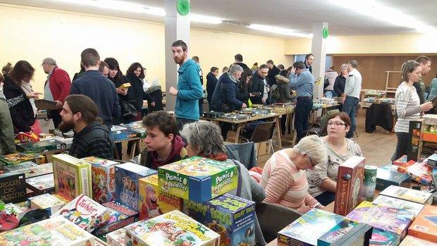 Loisirs Bourse jeux société
