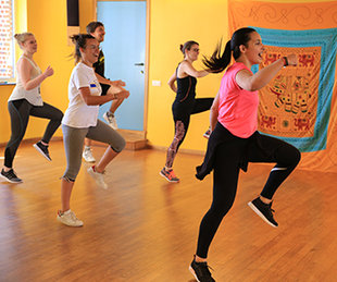 Stages,cours Zumba Famille