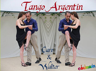 Stages,cours Tango Argentin l