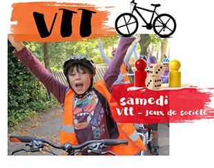 Stages,cours Vtt  relax  & Jeux Société