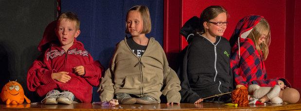 Stages,cours Ateliers théâtre enfants