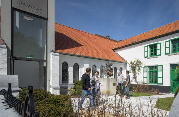Expositions Musée Damien