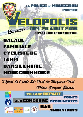 """Résultat de recherche d'images pour """"velopolis police mouscron"""""""