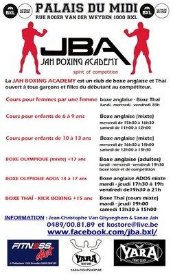 Workshops Boxing - Muay Thai