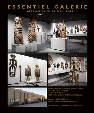 Expositions Galerie africain