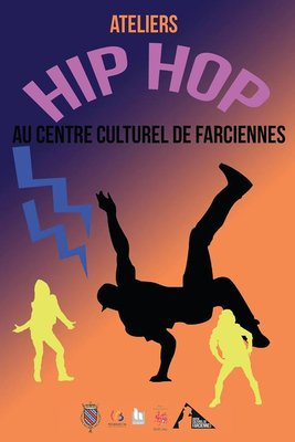 Stages,cours Ateliers hip-hop