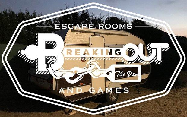 Ontspanning Escape Room: Breaking - Van