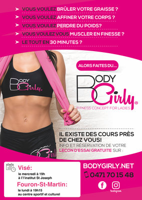 Stages,cours Bodygirly