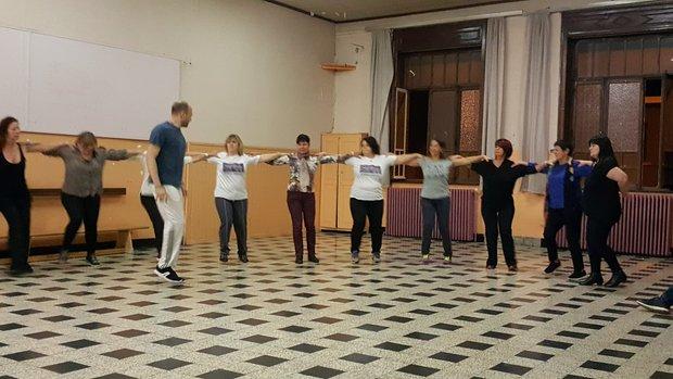 Stages,cours Cours danse grecque