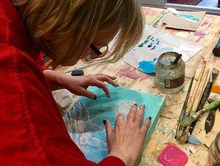 Workshops Creatief (schilderen) de koffie (1-dag workshop)