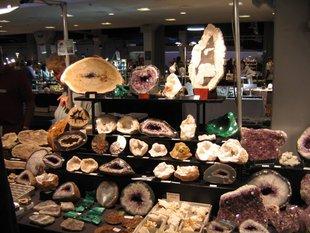 Ontspanning Intergem Internationale mineralen-, edelstenen- fossielenbeurs
