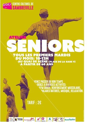 Stages,cours Atelier Seniors