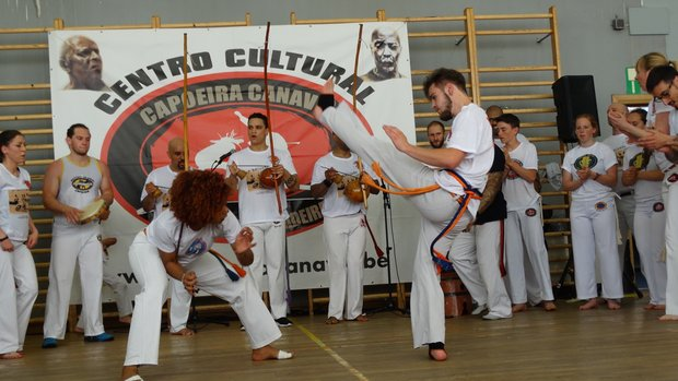 Stages,cours Cours capoeira