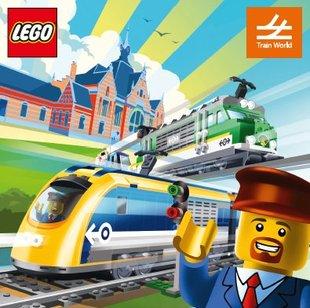 Expositions L Expérience Lego® à Train World, prolongée raison son succès