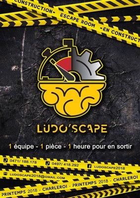 Loisirs Ludoscape  l escape room  a l etage ludotrotter