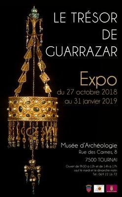 Expositions Exposition Trésor Guarrazar