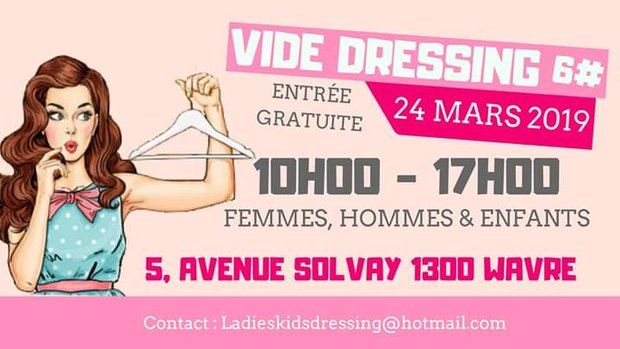 Loisirs Vide Dressing 6#