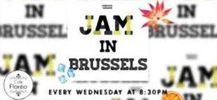 Concerts Jam Brussels