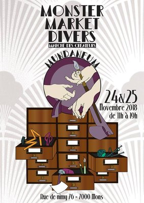 Loisirs Mons ter market Divers