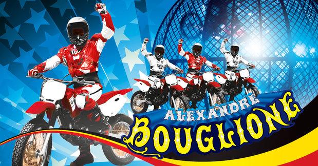 Spectacles Cirque Alexandre Bouglione - Festival cirque Bruxelles