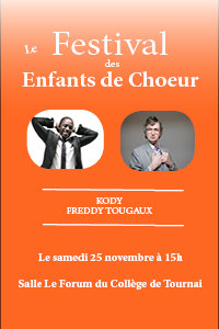 Spectacles Spectacle Kody - Freddy Tougaux