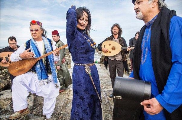 Concerten Refugees Refugees de - Première & Cd-Voorstelling