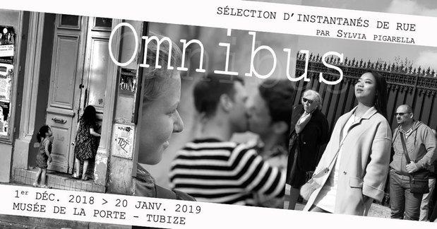 Expositions Omnibus - Photos rue Sylvia Pigarella