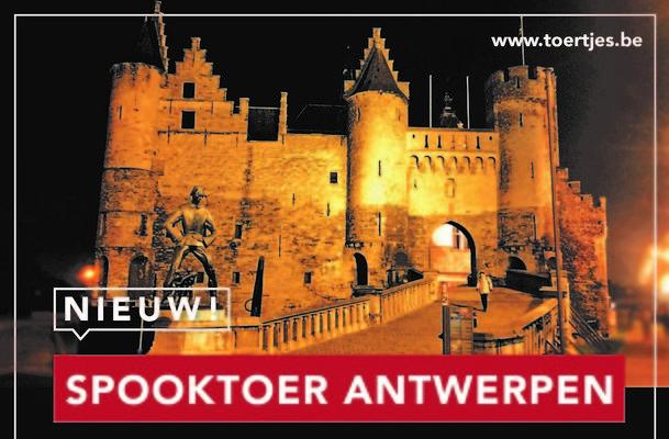 Ontspanning Spooktoer Antwerpen