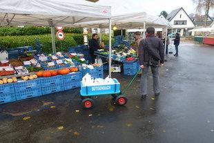 Ontspanning Tweewekelijkse markt Bütgenbach