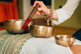 Bols Tibetains De Cristal Et Diapasons Stage Sonotherapie