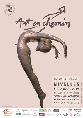 Expositions Art Chemin - Parcours d Artistes Nivelles