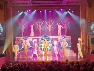 Voorstellingen Revue parisienne  imagin air