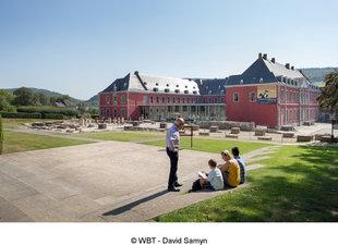 Loisirs Visites guidées la ville Stavelot