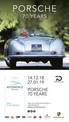 Expositions Porsche Years