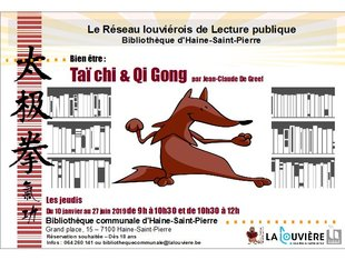 Stages,cours Taï & Gong