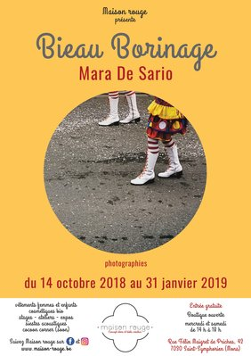 Expositions Bieau Borinage. Photographies Mara Sario