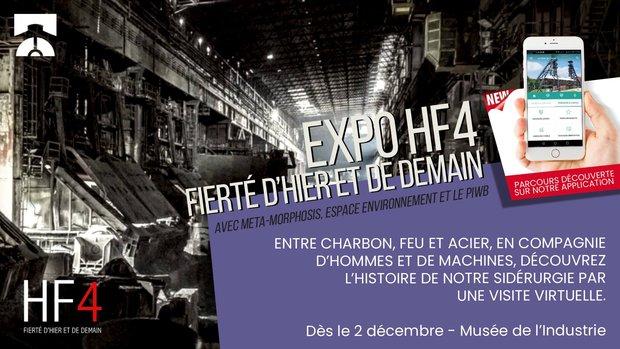 Expositions Exposition  HF4 : fierté d hier de demain