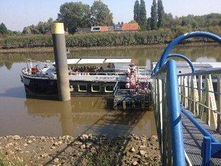 Ontspanning Schelderondvaart naar Dendermonde vanuit Temse St-Amands