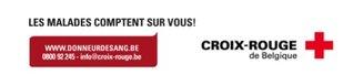 Loisirs Collecte Sang la Croix-Rouge Belgique