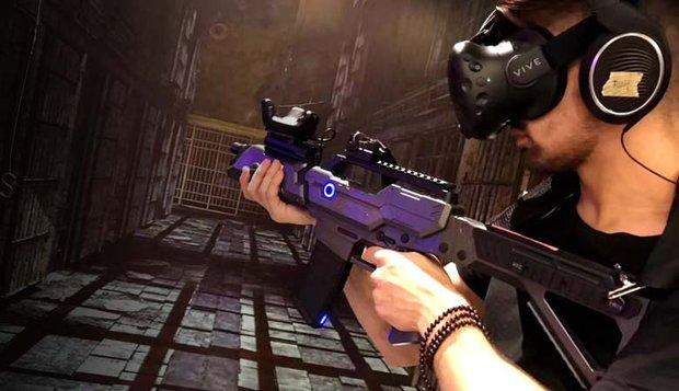 Ontspanning Virtual Reality Gaming