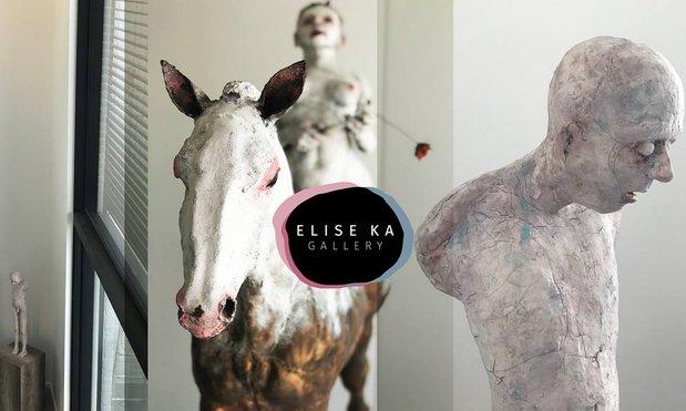 Tentoonstellingen Elise Kunstgalerij