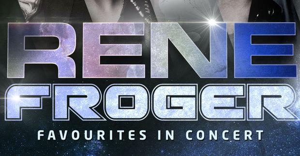 Concerten René Froger - Favourites Concert